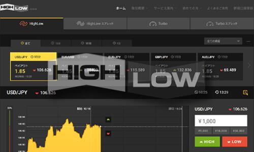 HighLow.com(ハイローオーストラリア)